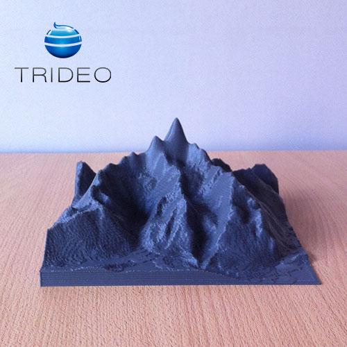 Impresión 3D: Fitz Roy