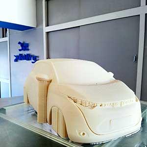 Prototipo impresión 3D