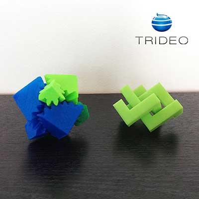 Impresión 3D: Cubo Loco y Pieza Infinita