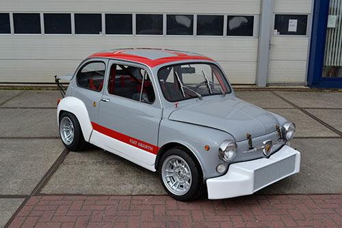 Fiat bedrukken