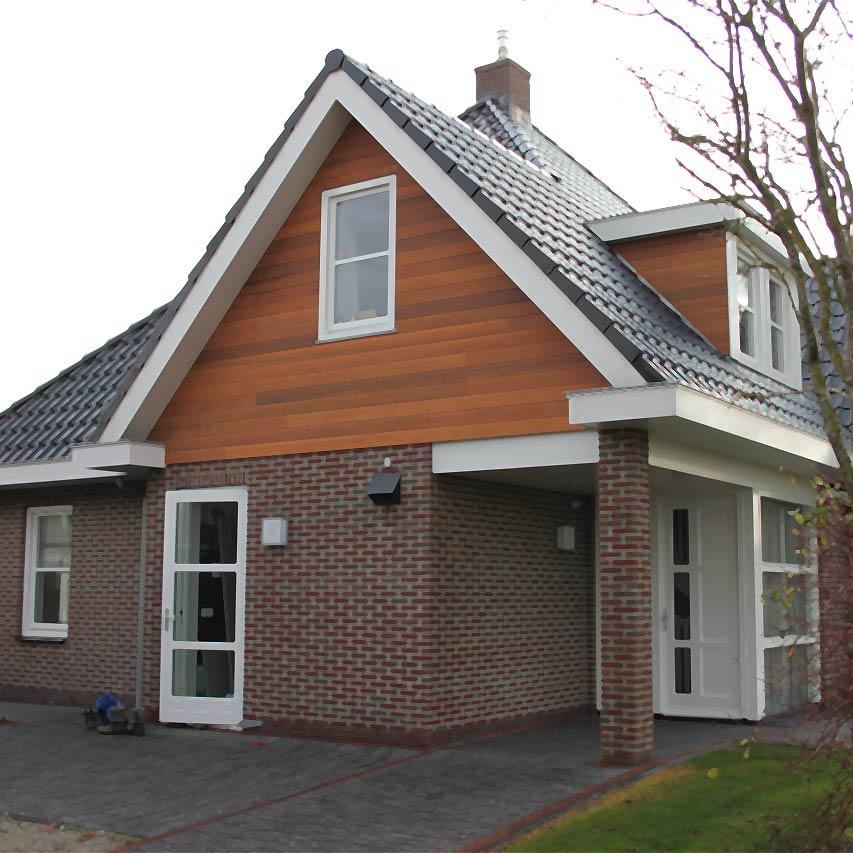 Vrijstaand huis of villa laten bouwen ard bruin for Vrijstaand huis laten bouwen