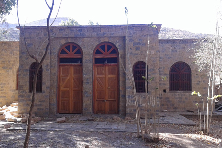 Holy Trinity church Cheleqot - Creation of a museum - image