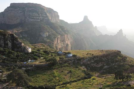 Ethiopian Heritage Fund - Daniel Qor Qor - images