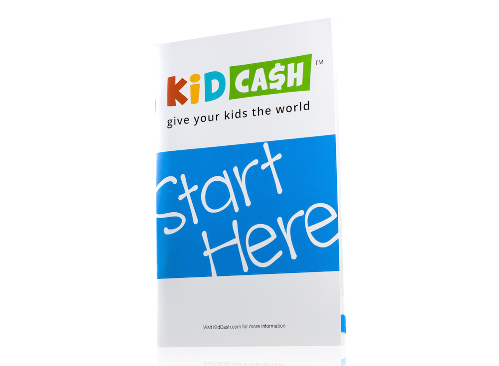 Tutorial Book - Teach kids money, focus, discipline and more with Kid Cash