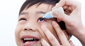 Teach kids about eye drops - Teach kids money, focus, discipline and more with Kid Cash