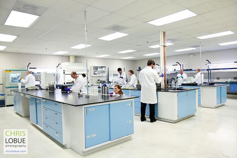energy scientific laboratory - Chris Lo Bue Industrial Photography