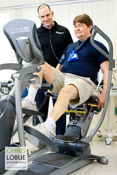 New Jersey physical rehabilitation center image - Chris Lo Bue Commercial Photography