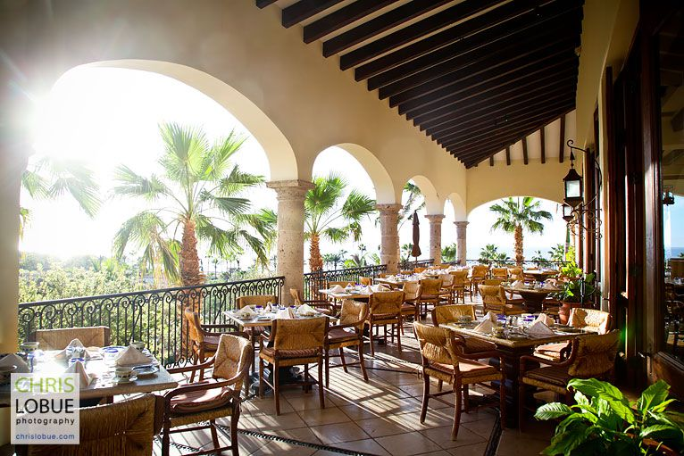 Architectural Photography - Sheraton Hacienda del Mar Golf Resort - Chris Lo Bue Photography