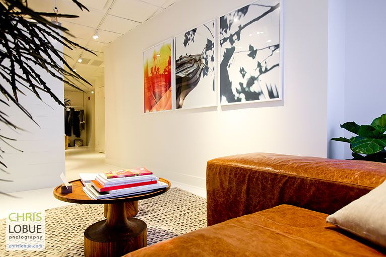 New Jersey Interior Retail Store Photography - Chris Lo Bue Photography