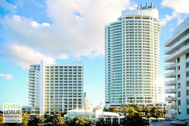 Architectural Photography - Fontainebleau Miami Beach - Chris Lo Bue Photography
