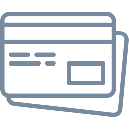 Google Grant Management: credit card icon