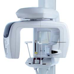 Photo of cone beam scanner