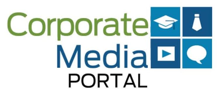 Corporate Media Portal Logo