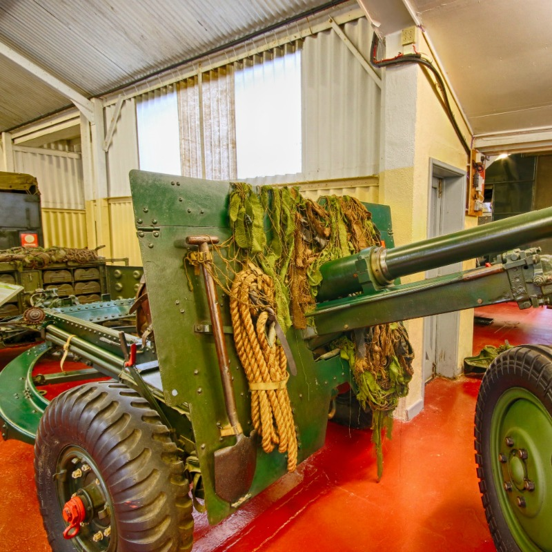 Artillery @ The Muckleburgh Collection NR25 7EG
