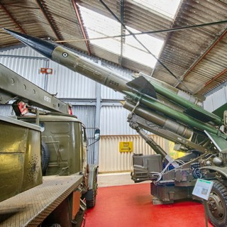 Bristol Bloodhound Missile @ The Muckleburgh Museum NR25 7EG
