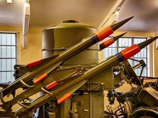 Missiles @ The Muckleburgh Collection NR25 7EG