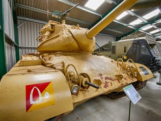 Patton Heavy Tank @ The Muckleburgh Collection NR25 7EG
