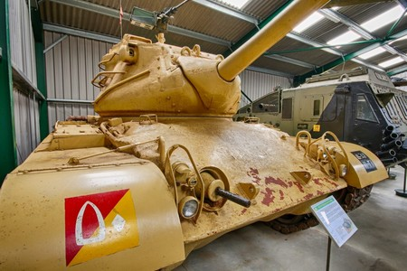 M47 Patton Heavy Tank @ Muckleburgh Collection NR25 7EH