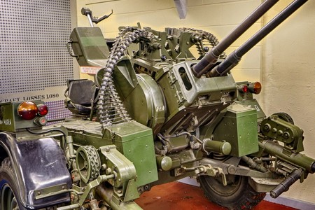 20mm Flak MK20 @ Muckleburgh Collection NR25 7EH