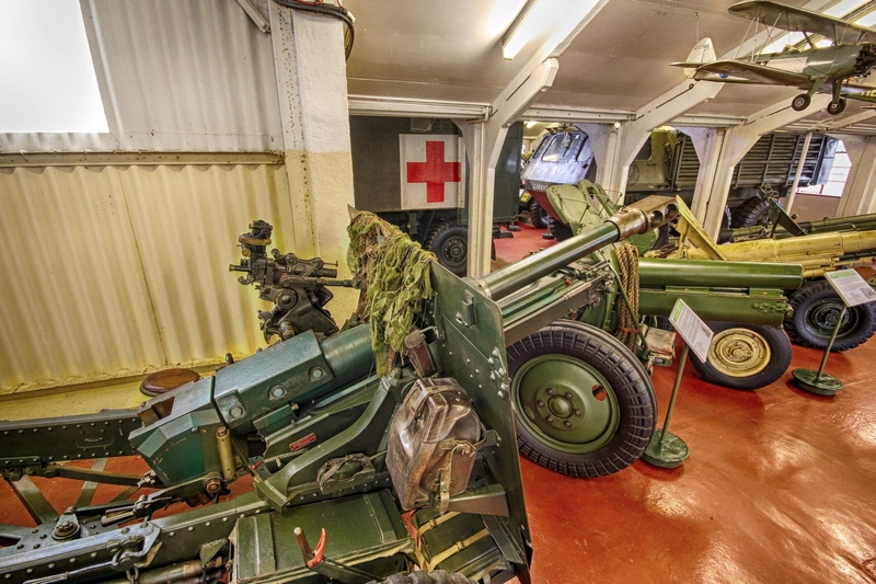 Artillery | Muckleburgh Military Collection