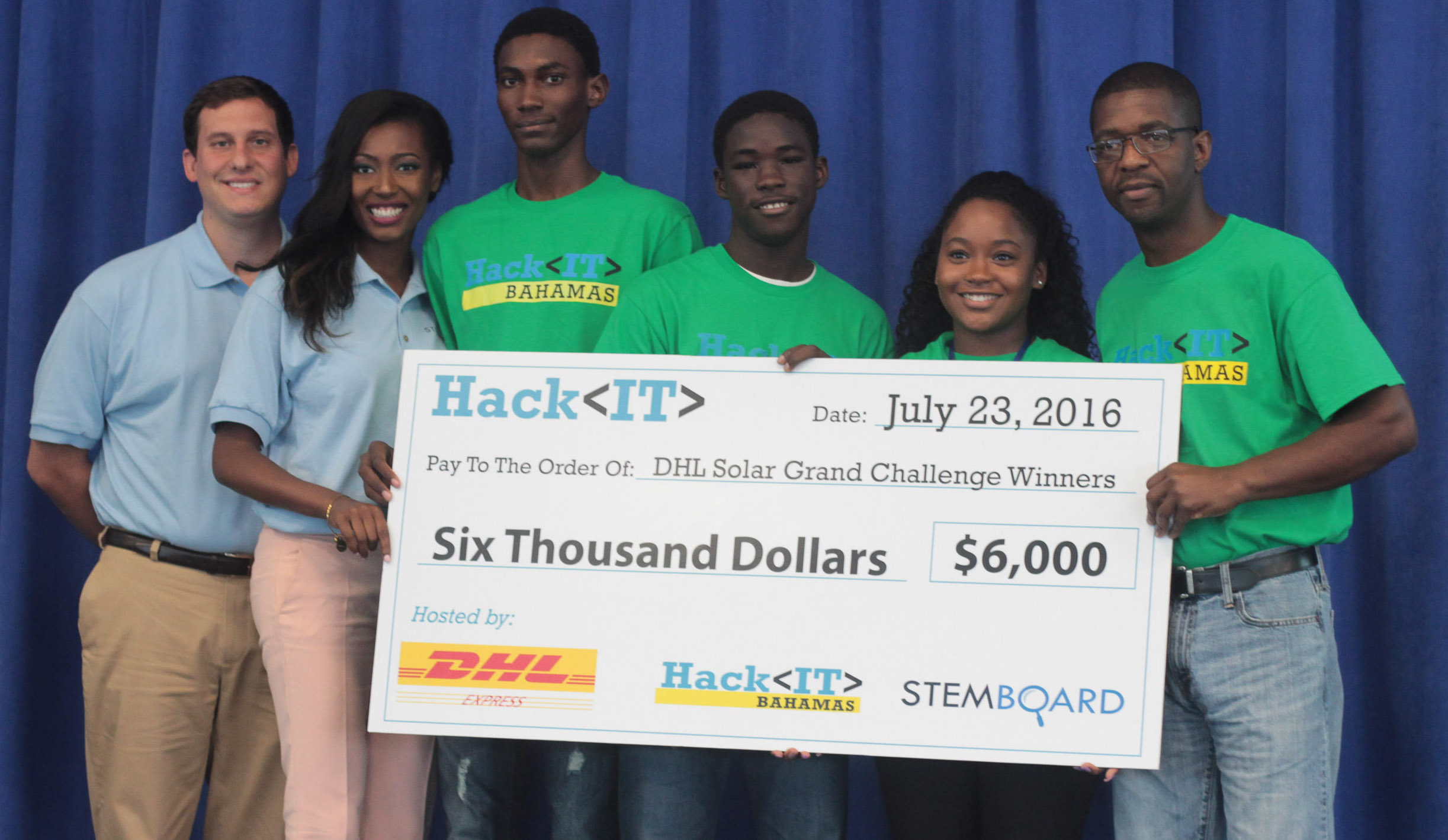 Hack<IT>2016 Winners