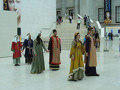 historical dance workshops for schools