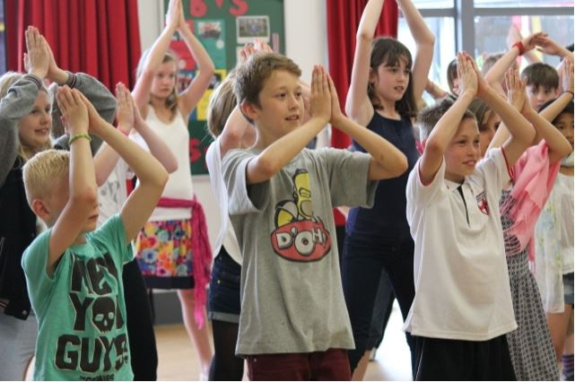 Indian Dance Workshop for Schools