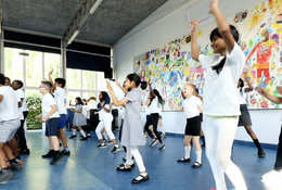 Creative Dance Workshop