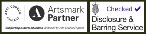 Artsmark Partner & DBS Checked