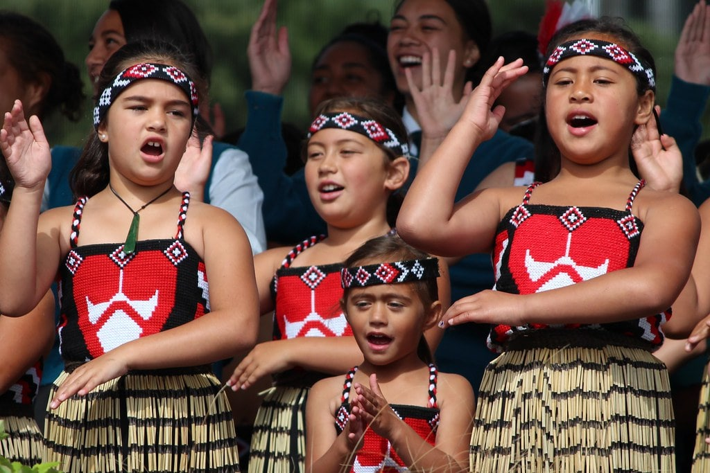Haka Dance Workshop for Schools