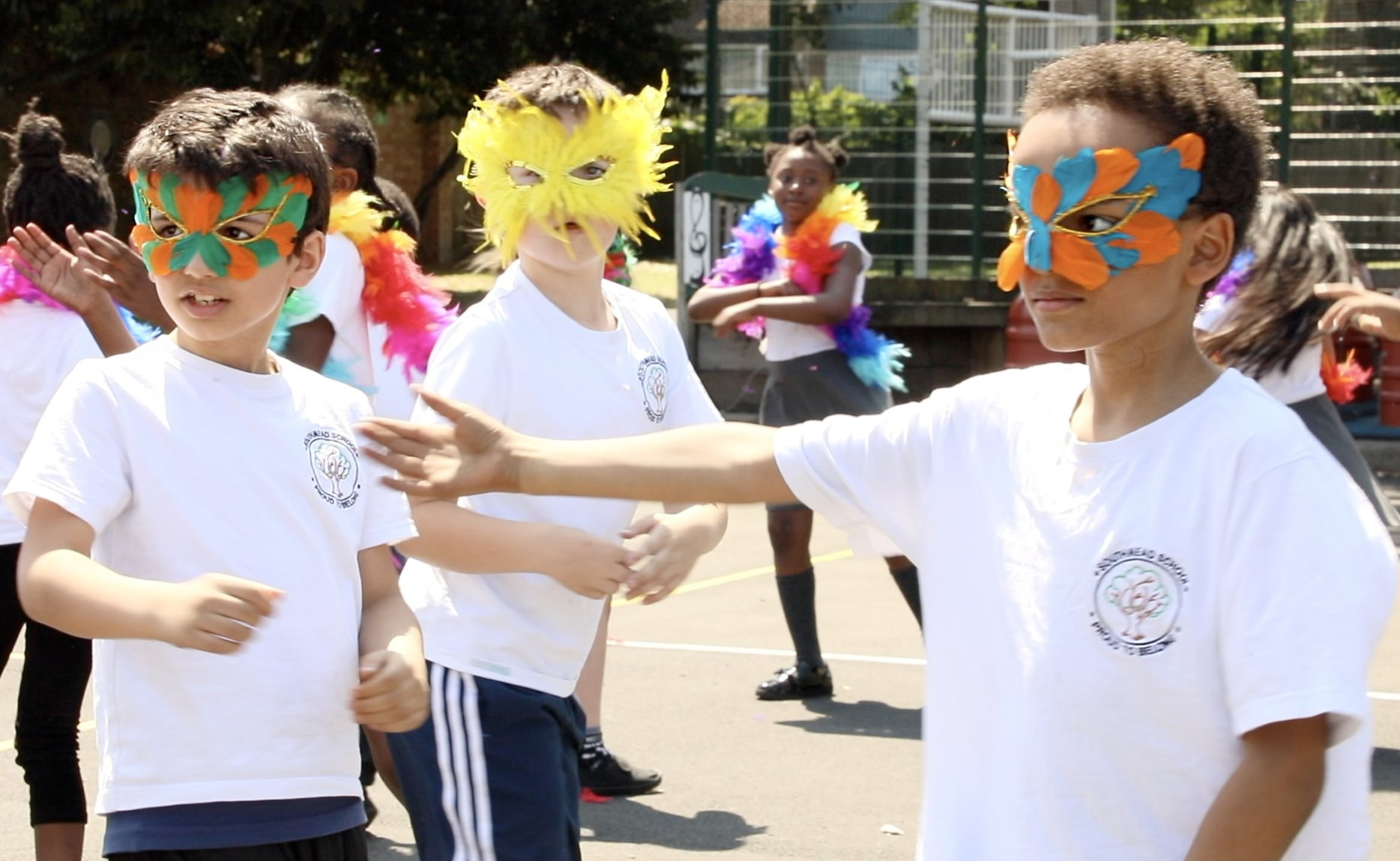 French Dance Workshop for Schools