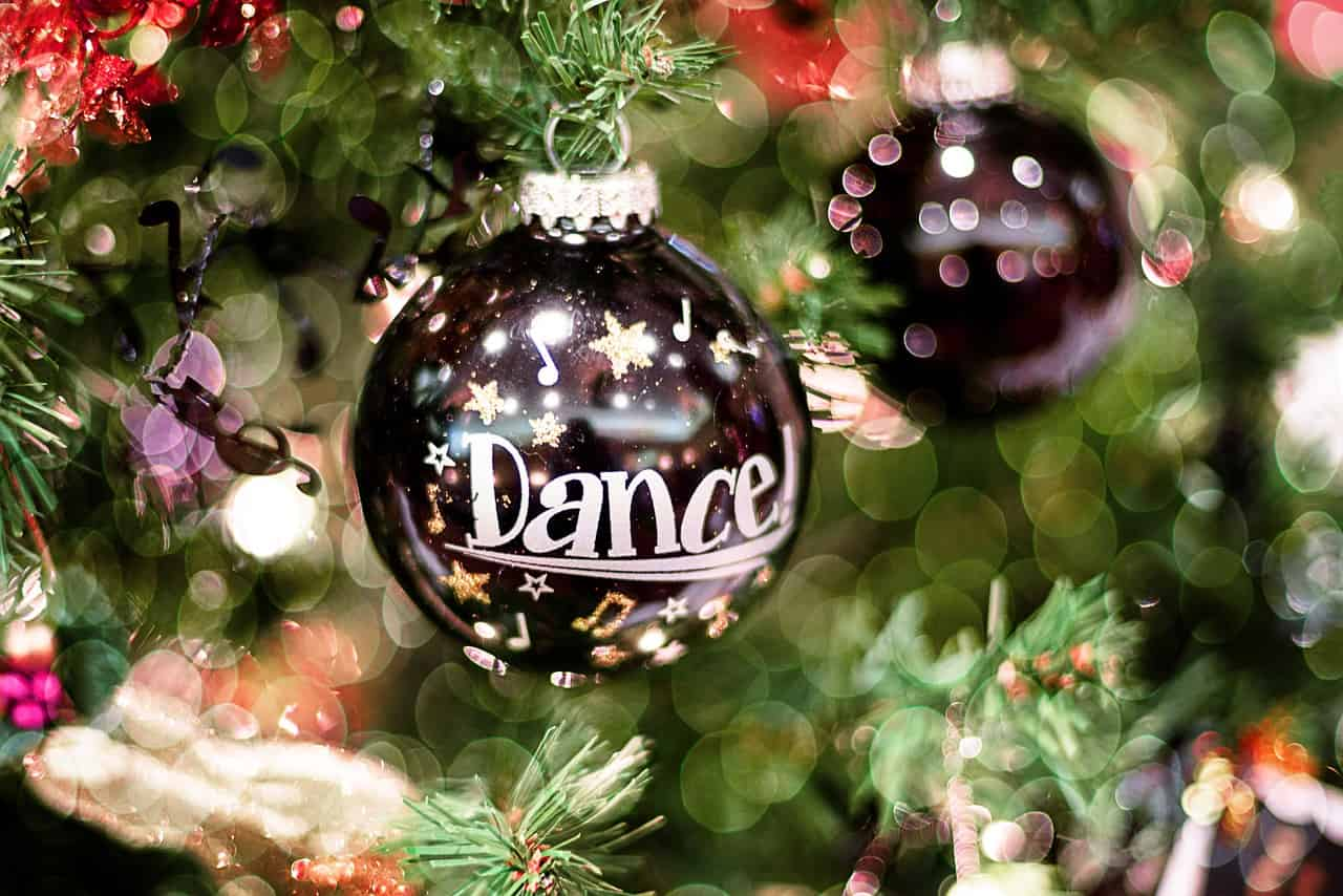 Christmas Dance Workshop for Schools