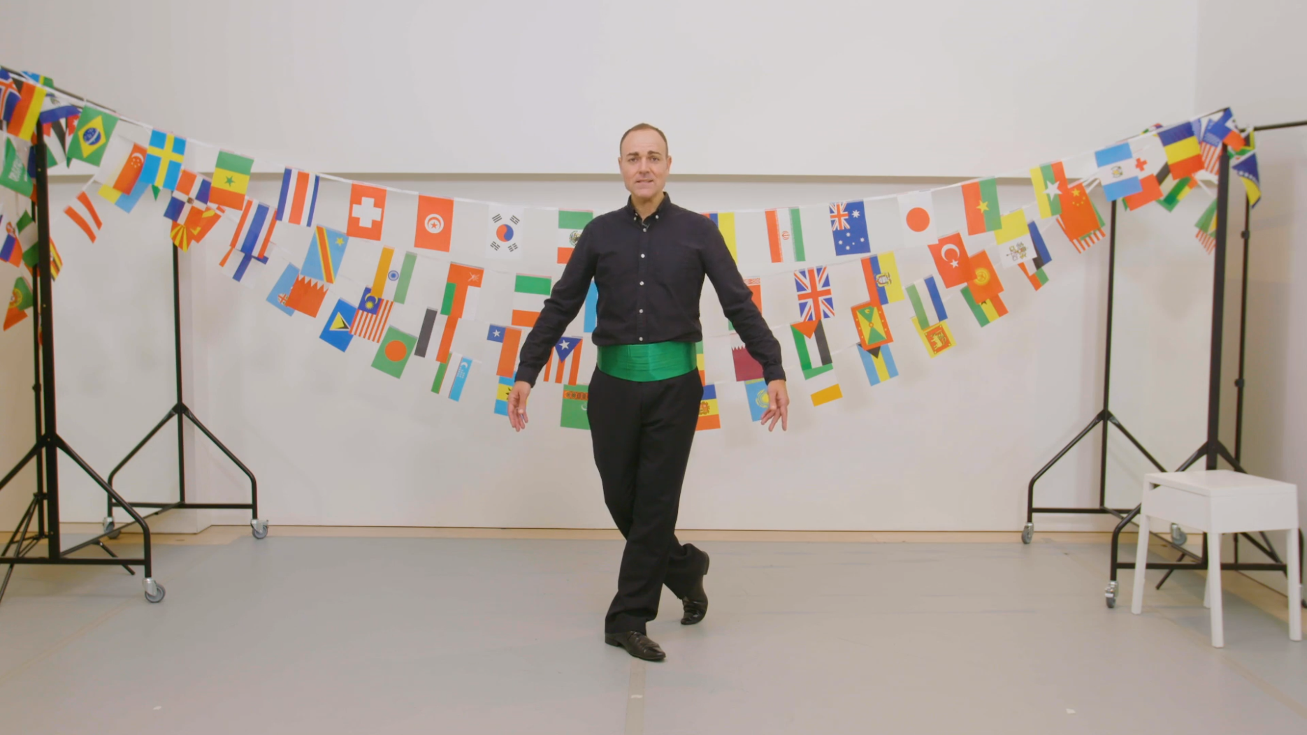 Irish Dance Workshop Video