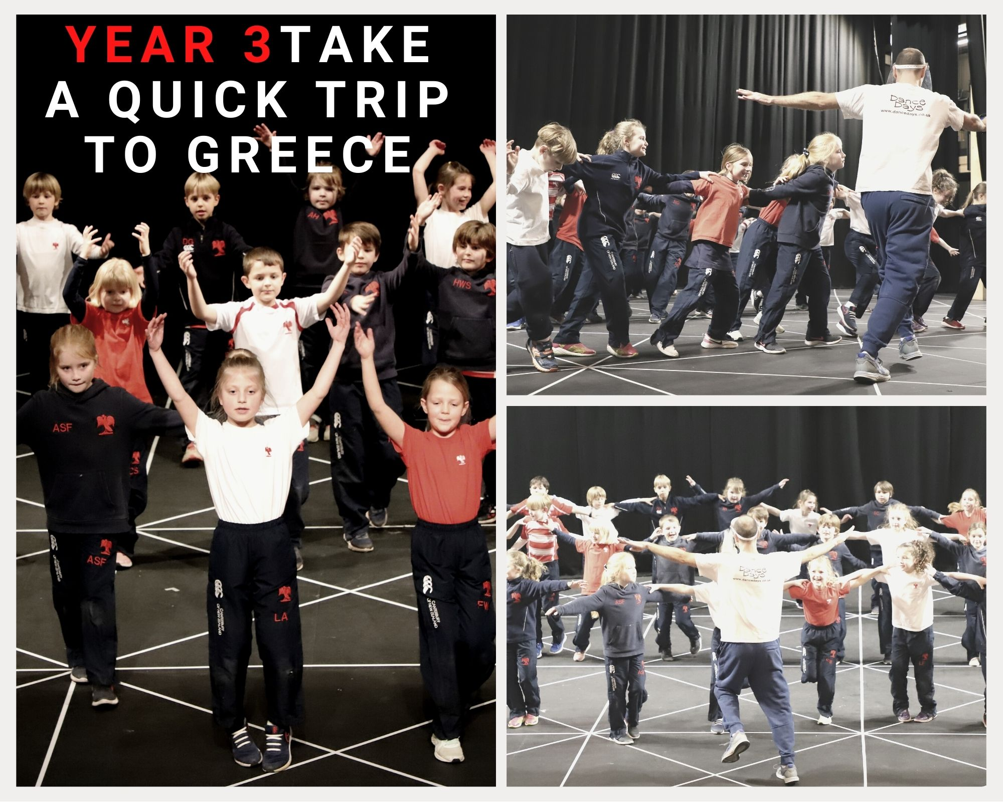 Greek Dance Workshops
