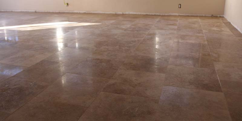 Travertine Cleaning Company in 85258