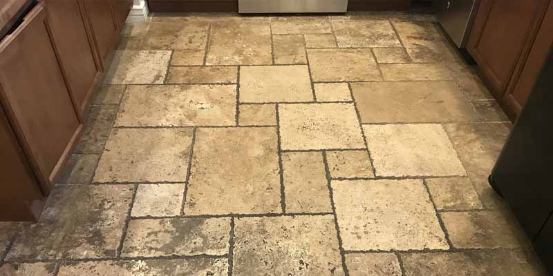 Dirty Travertine Phoenix