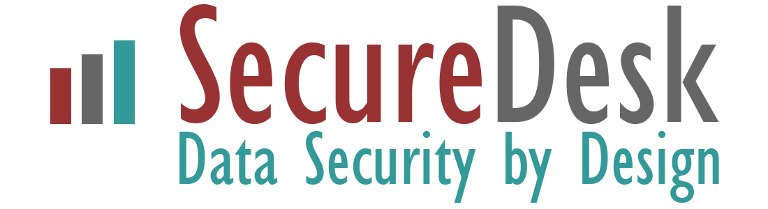 IT Support & Cyber Security - Secure Desk Logo
