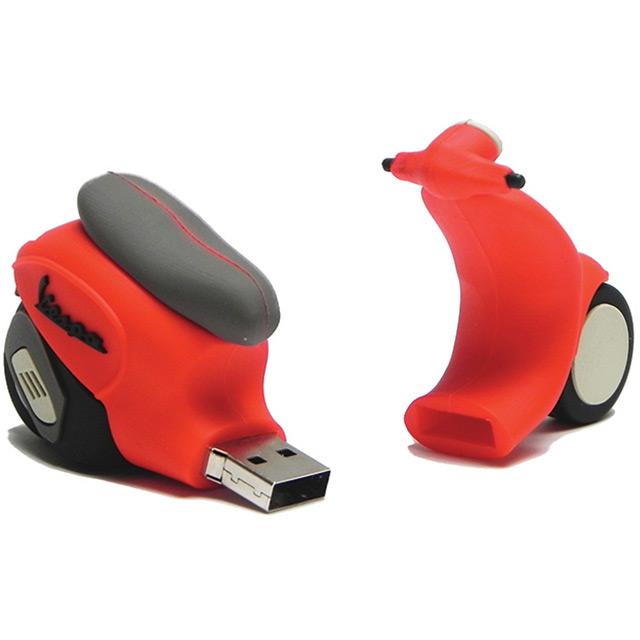 3D USB флешка из резины