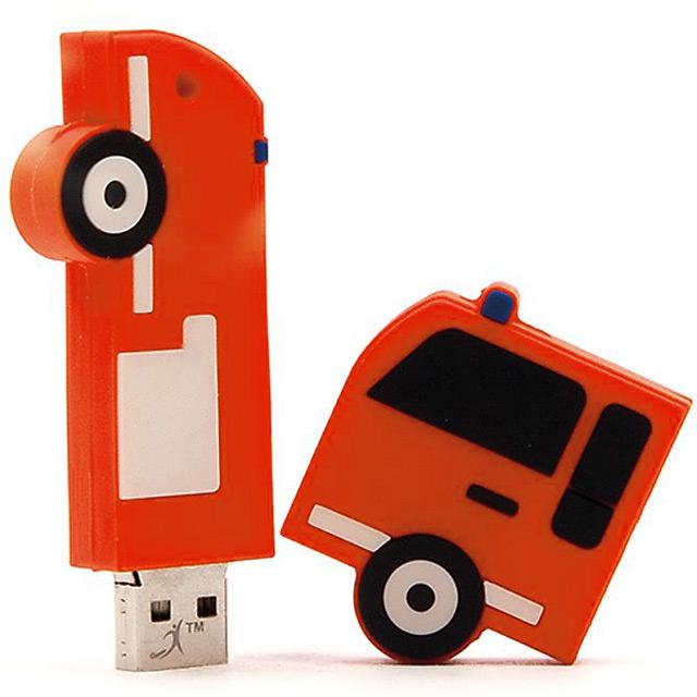 USB флешка машина