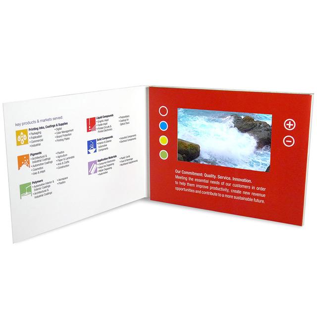 Интерактивная открытка
