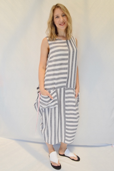 Stripe Dress - $185