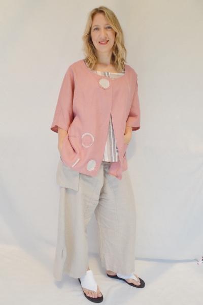 Linen Jacket - $145