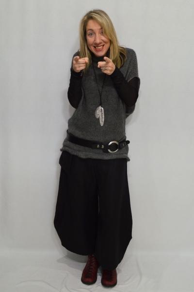 Mohair Vest - $135