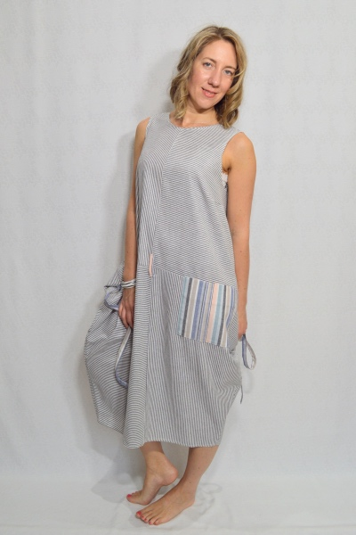 Stripe Dress - $195