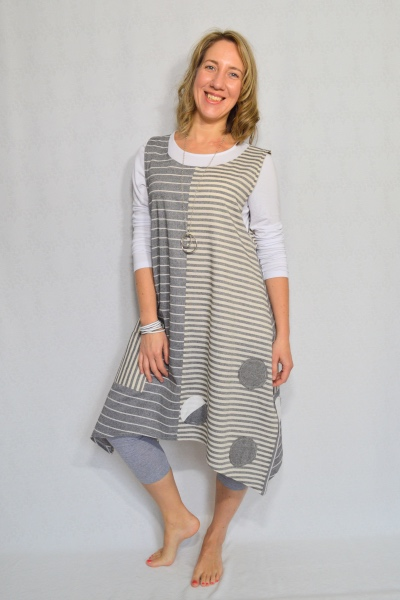 Stripe Tunic - $165