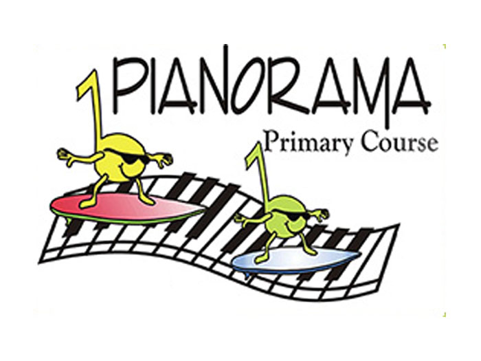 Pianorama Music logo Primary Course