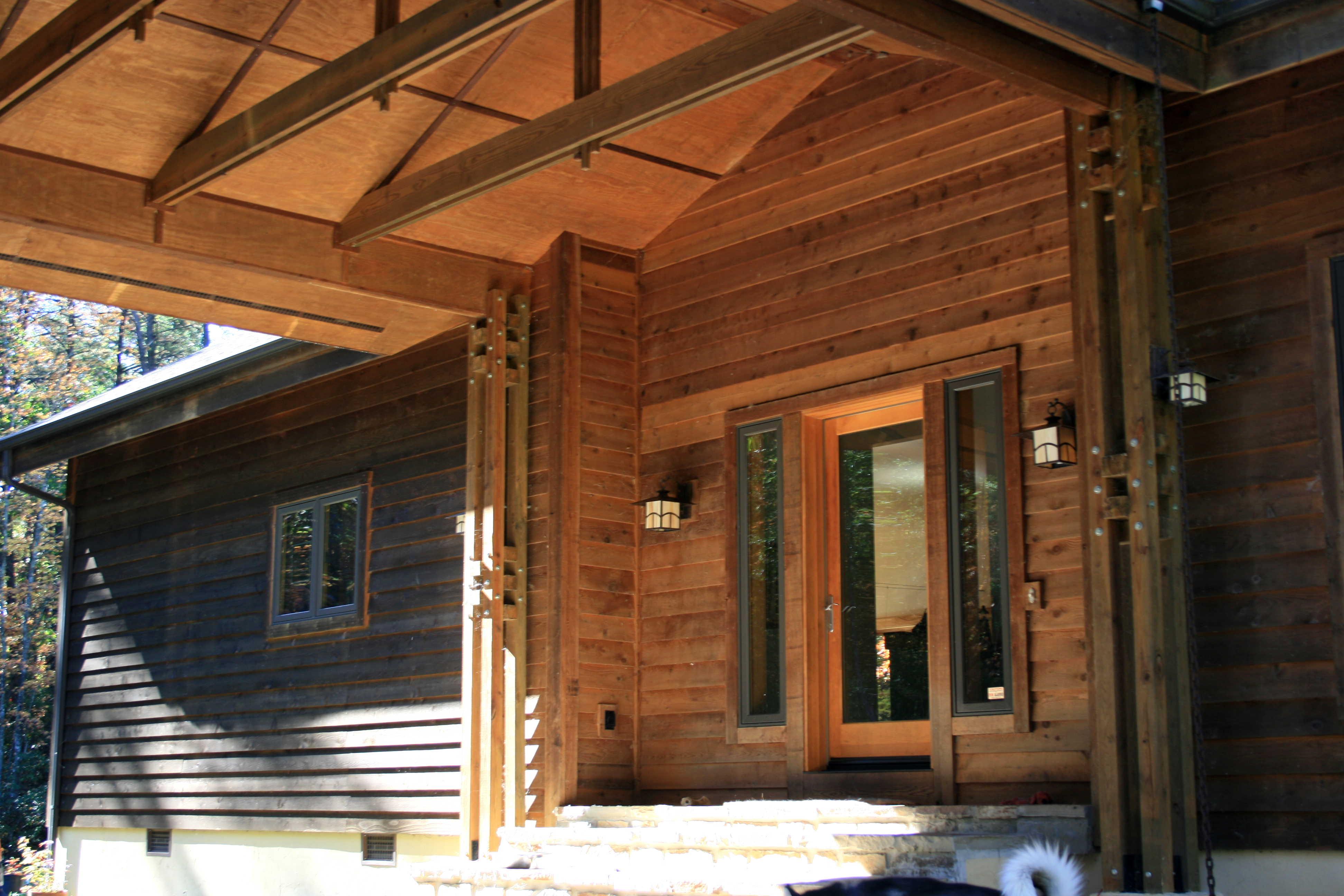 New Home on White Oak Road