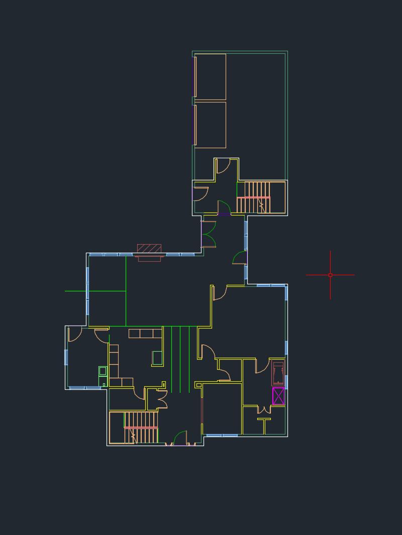 Schematic Design - Floor Plan