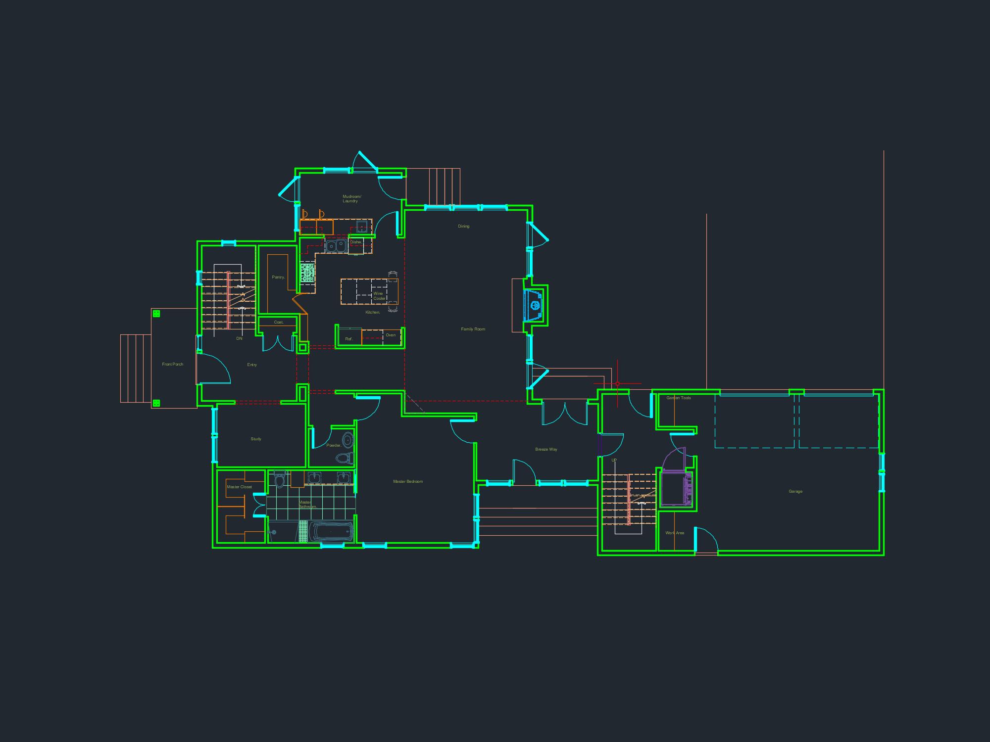 Schematic Design - Developing the Floor Plan