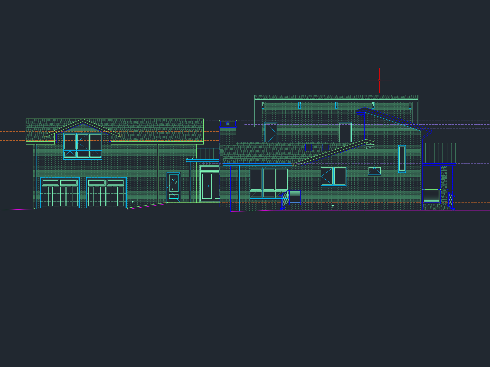 Elevation in AutoDesk AutoCad